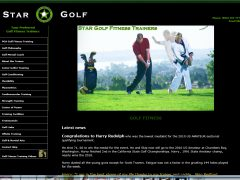 Golf Fitness Trainer